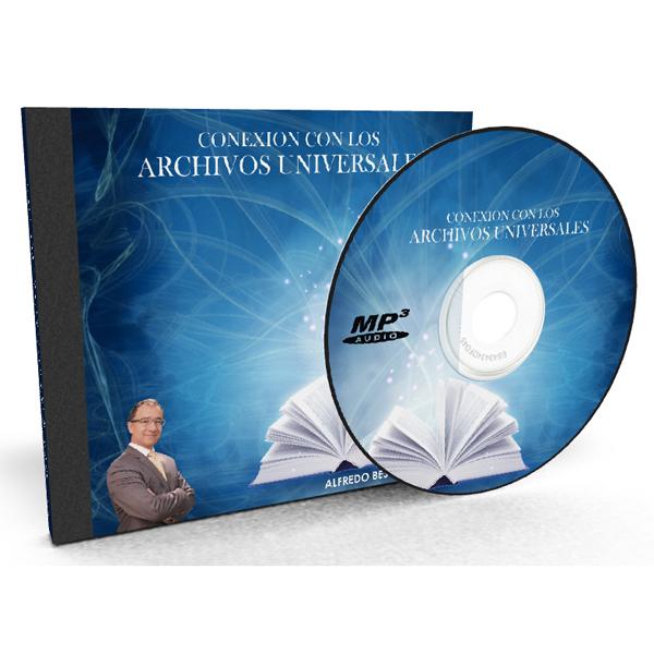Meditación - Conexión con los Archivos Universales por Alfredo Besosa A.